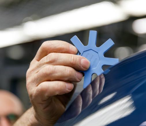 3D-printad mätverktyg