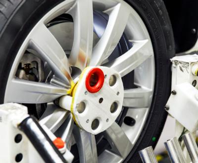 3D-printad hjulskydd
