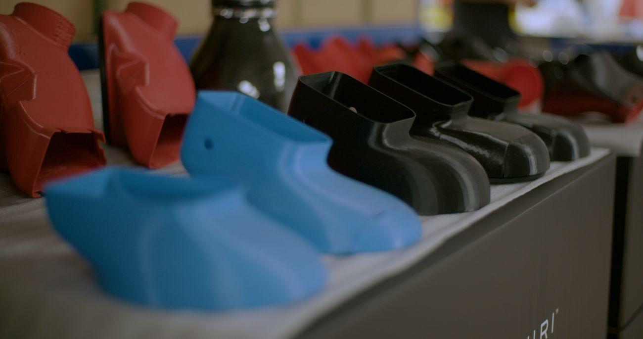 Prototyper av inloppskanaler